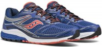 Saucony MUENCHEN 3,BLUE NAVY ORANGE