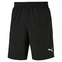 Puma Energy Woven 9 Short,PUMA BLACK
