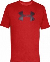 Under Armour UA BIG LOGO SS,Red / / Black