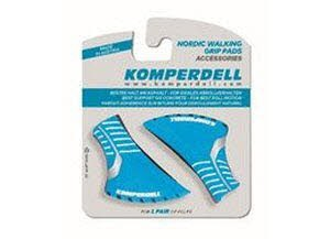 SPORT 2000 Nordic Walking GRIP PAD,blau