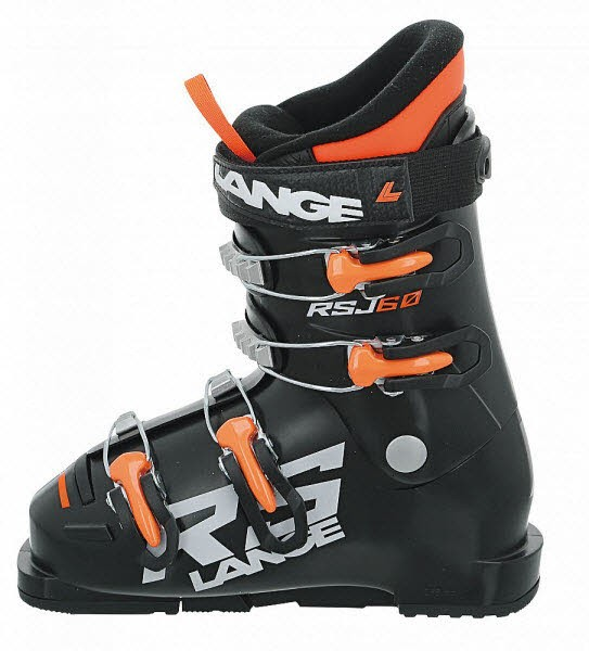 RSJ 60 (BLACK/ORANGE FLUO),schwarz-