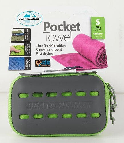 SPORT 2000 POCKET TOWEL Small, 40 x 80 cm