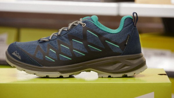 SPORT 2000 TRAIL LOW LADY Wanderschuh,blau-tür