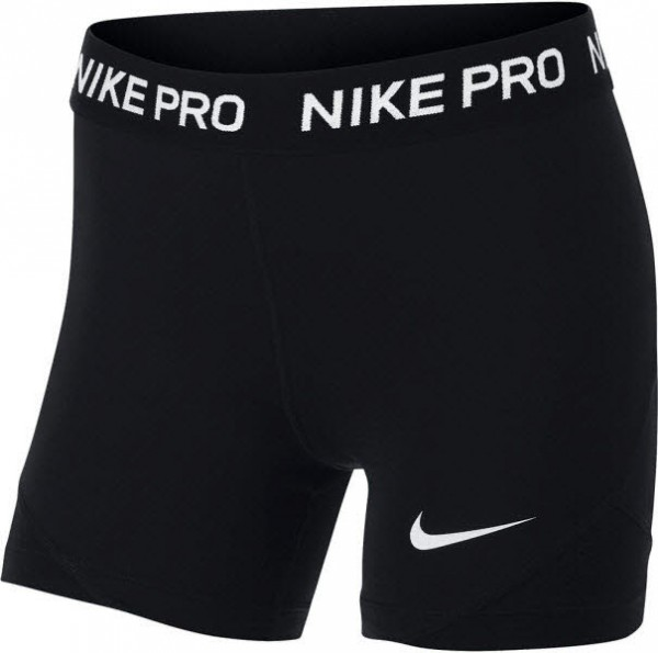 Nike G NP SHORT BOY,BLACK/WHITE - Bild 1