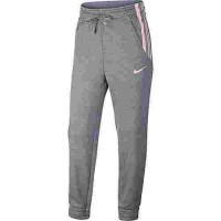 Nike G NK STUDIO FLC PANT,CARBON HEATHER