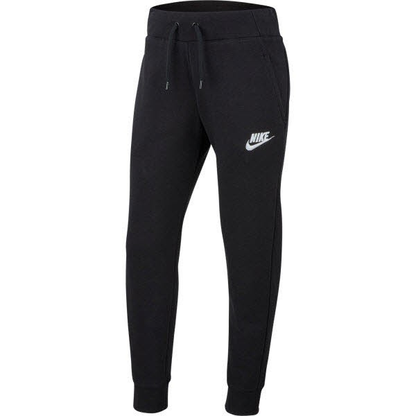 Nike NOS G NSW PE PANT,BLACK/WHITE