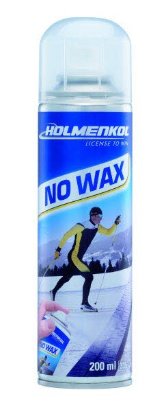 Holmenkol NoWax -Anti-Ice & Glider Spray 200m