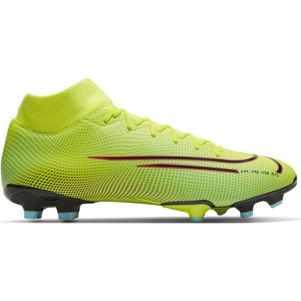 Nike SUPERFLY 7 ACADEMY MDS FG/MG,LEMON