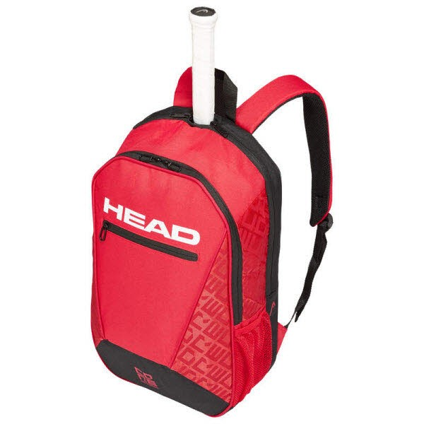 Head CORE Backpack,red-black