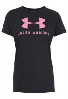 Under Armour GRAPHIC SPORTSTYLE CLASSIC CRE,Blac