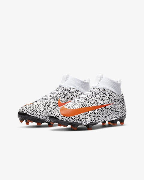 Nike JR SUPERFLY 7 ACADEMY CR7 FGMG,WHIT